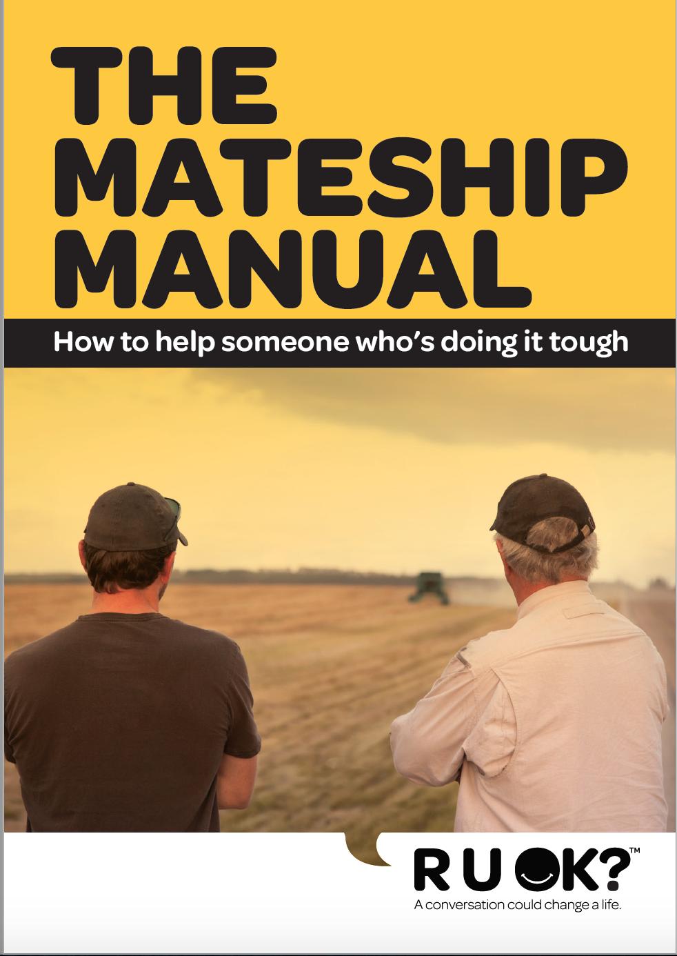 The Mateship Manual